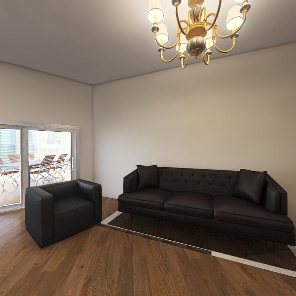 Ajda Interior Design Render