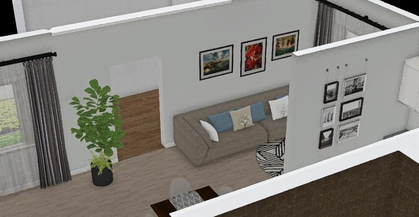 nasz nowy dom Interior Design Render
