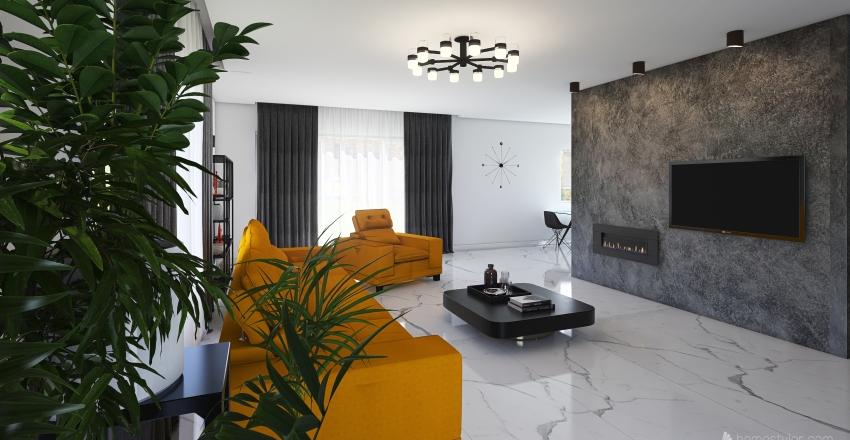 NeringaSkurdauskienė Interior Design Render