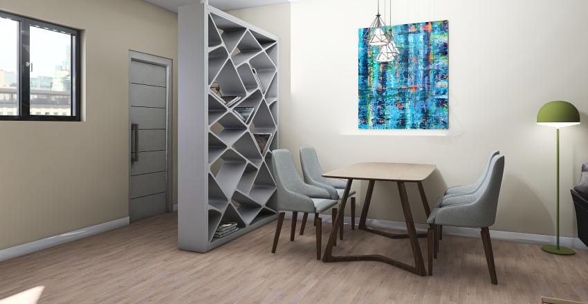 CALLE FELIPE II.  CORDOBA Interior Design Render