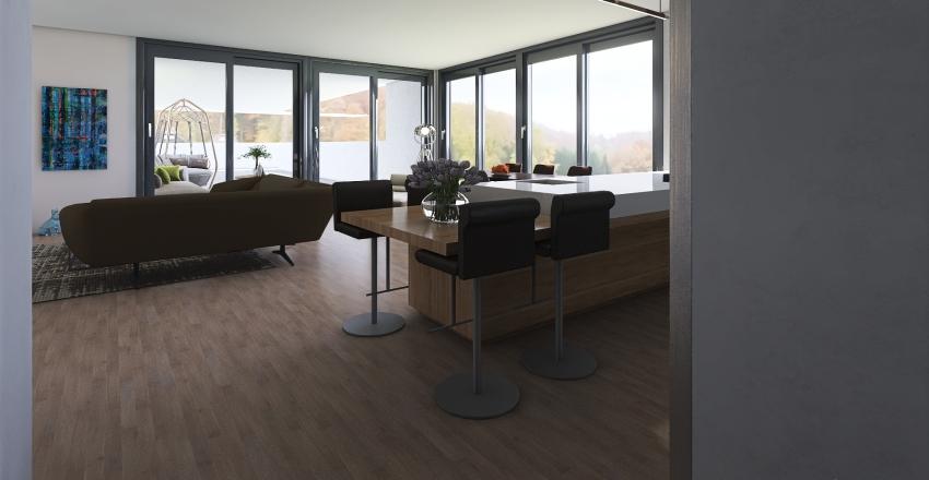 Grand-Lancy 124 R3 Interior Design Render