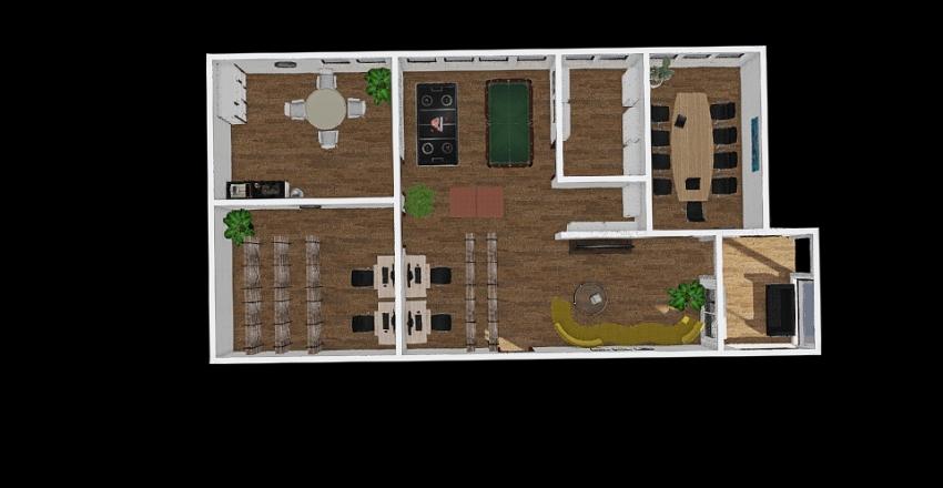 NRC Interior Design Render