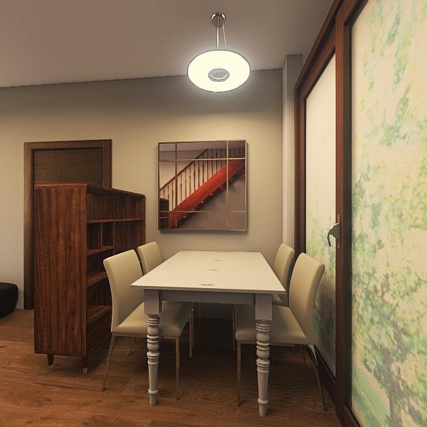 Popy terreo Interior Design Render