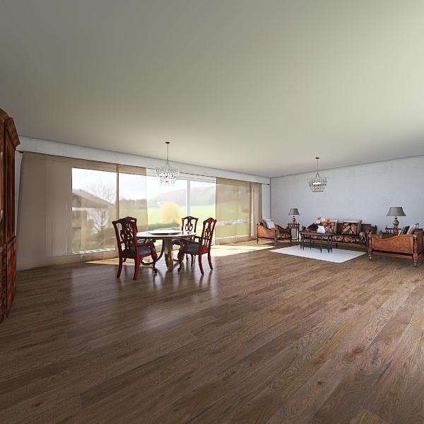 Оксана проект 2 Interior Design Render
