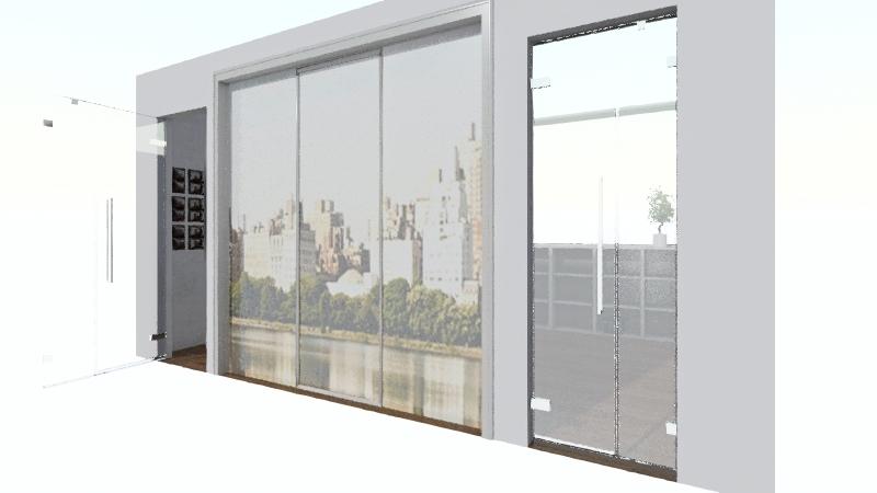Point Camposampiero Interior Design Render