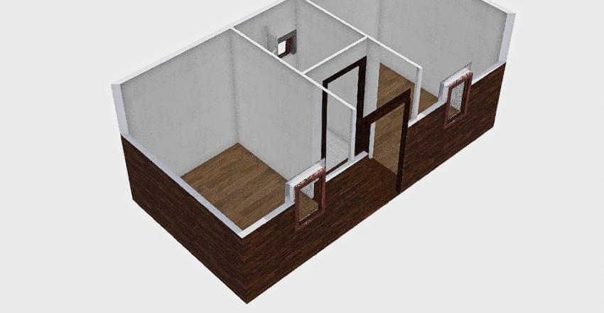Kontener Jarek Wroc ver 2 Interior Design Render