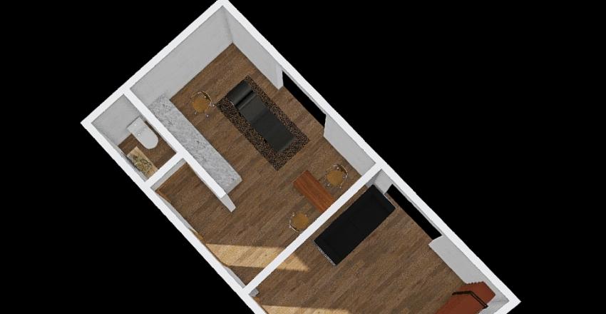 end Interior Design Render