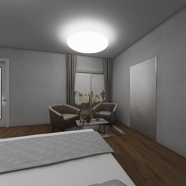 House Interior Design Render