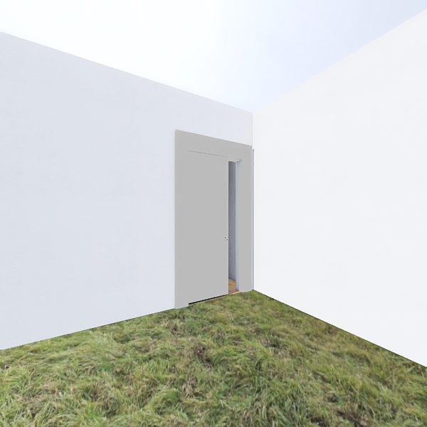 Medarx office  Interior Design Render