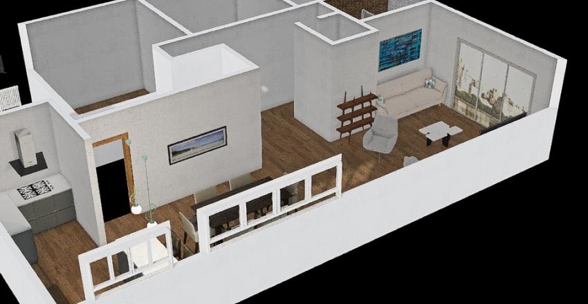 COCINA REMODELADA Interior Design Render
