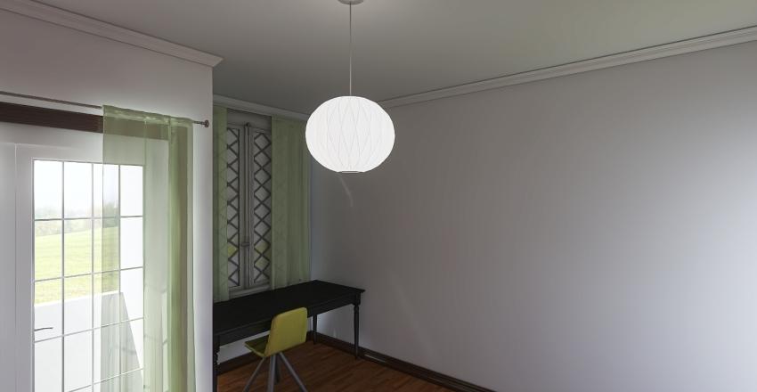 agga Interior Design Render