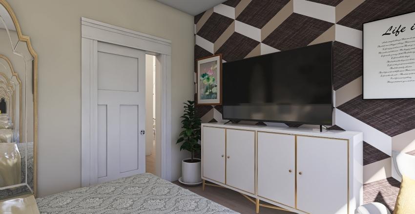 Due + uno Interior Design Render