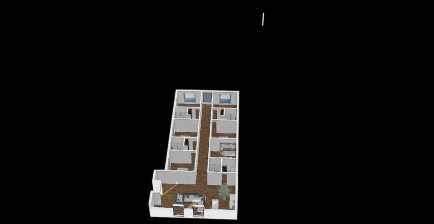 mongui Interior Design Render