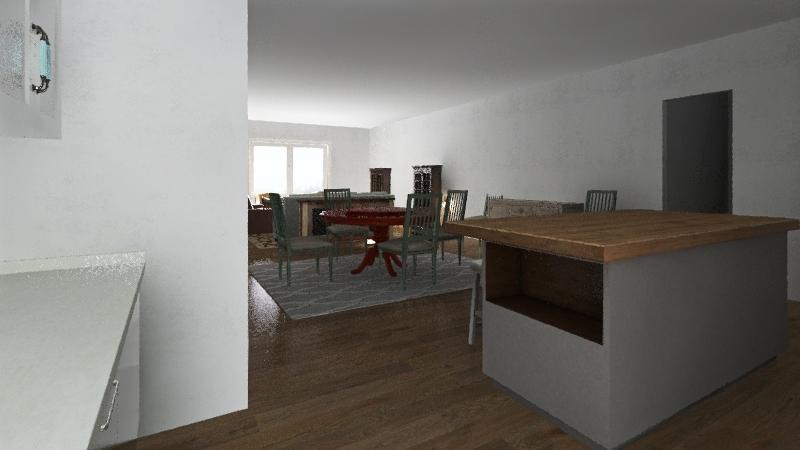 2020 Remodel Interior Design Render