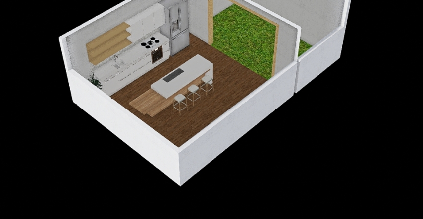 dimas test Interior Design Render