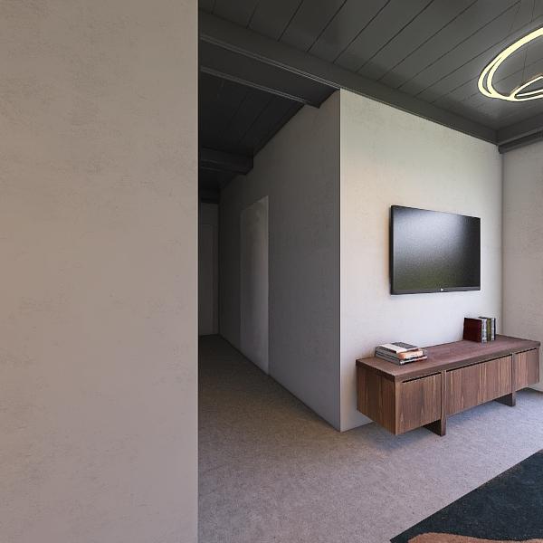 Hotel Philemon Interior Design Render
