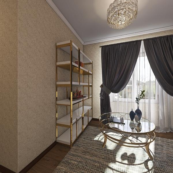 вилла Interior Design Render