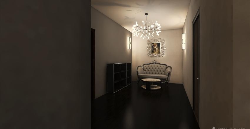 unit 5 Interior Design Render