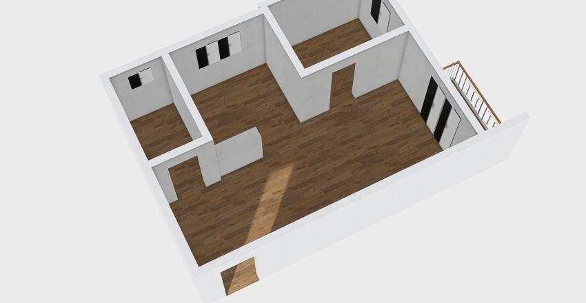 ANITA PRAVO Interior Design Render