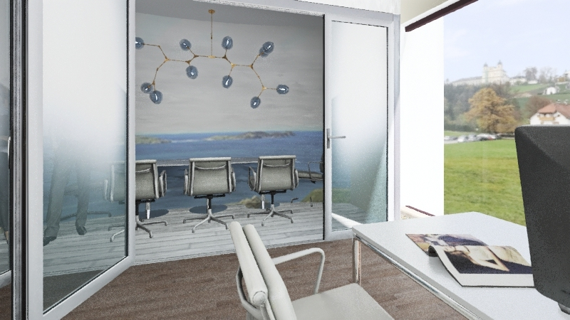 ofi lisa Interior Design Render