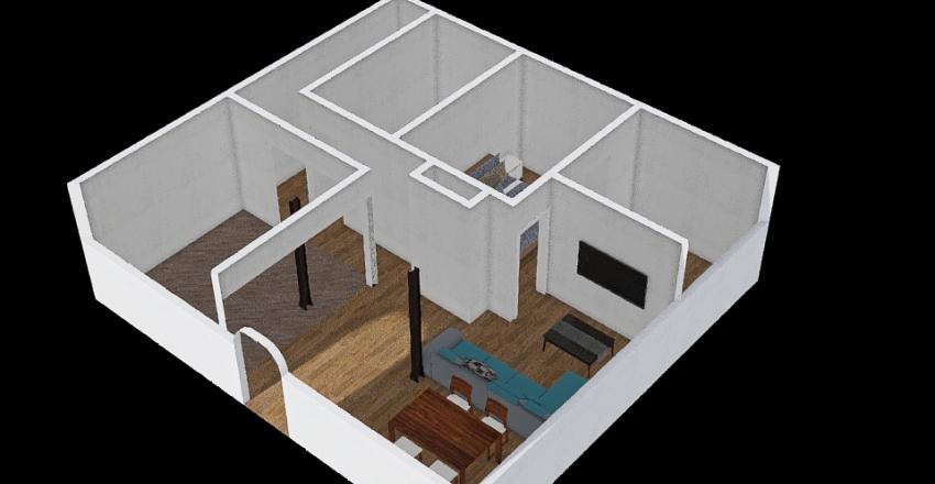 remont Interior Design Render