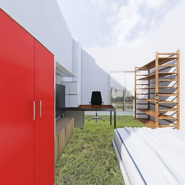 先嗇宮A Interior Design Render