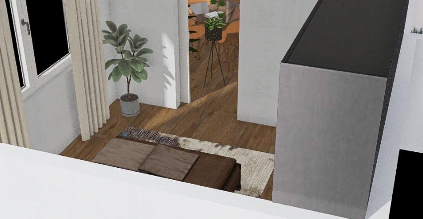 Fedakova Interior Design Render
