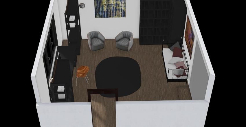 wnętrza Interior Design Render