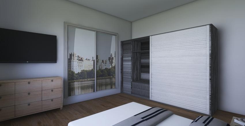 segunda con lavadero Interior Design Render