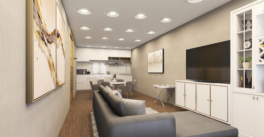 casa oris Interior Design Render