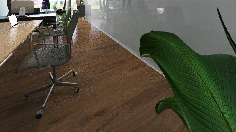 37sqm 4F Smart View Interior Design Render