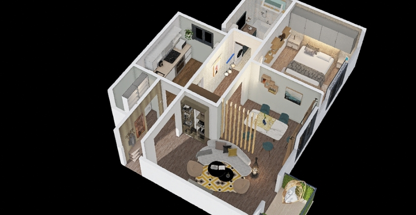 Vlad Interior Design Render