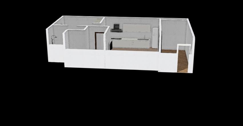cabaneta Interior Design Render