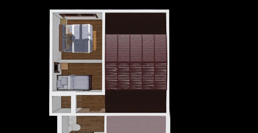 alexandrine 1 Interior Design Render