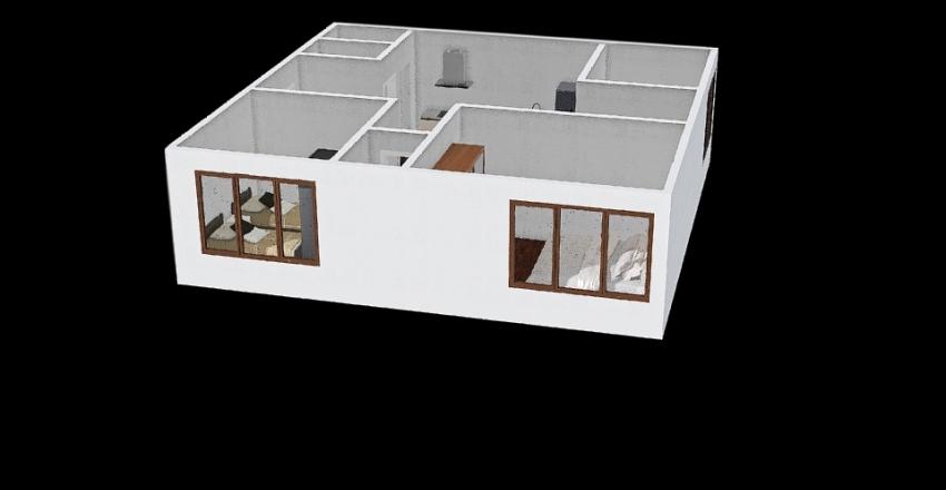 PAREJA.FLOORPLAN Interior Design Render