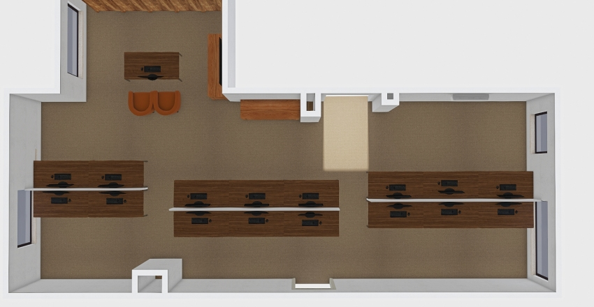 Firma3 Interior Design Render