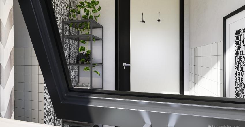stav bathroom Interior Design Render