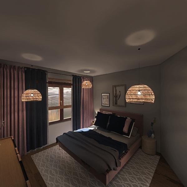 Ani Pokoj Interior Design Render