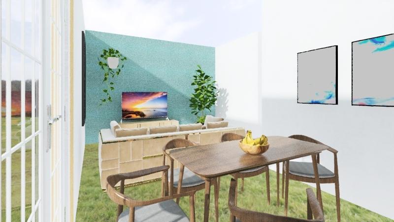 perspect Interior Design Render