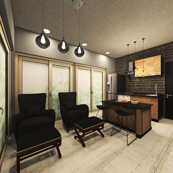 HOME4 Interior Design Render