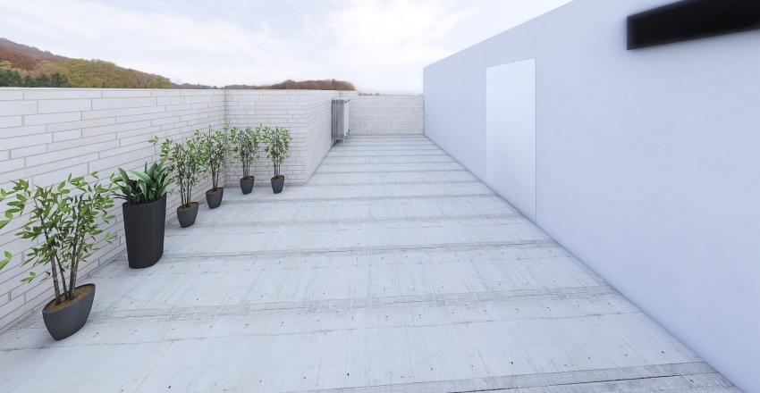 Jenan's Apartment Interior Design Render