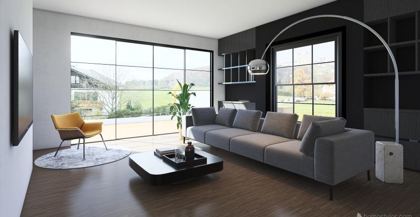 Casa Tana 3.0 Interior Design Render