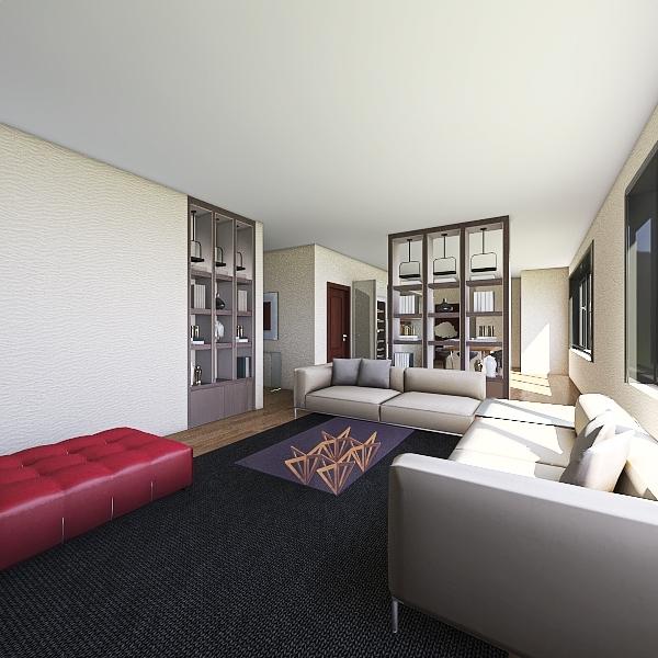 AURONZO PROGETTO paolo PT Interior Design Render