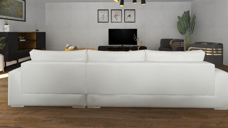 naše Interior Design Render