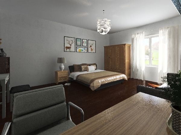 projet premier Interior Design Render