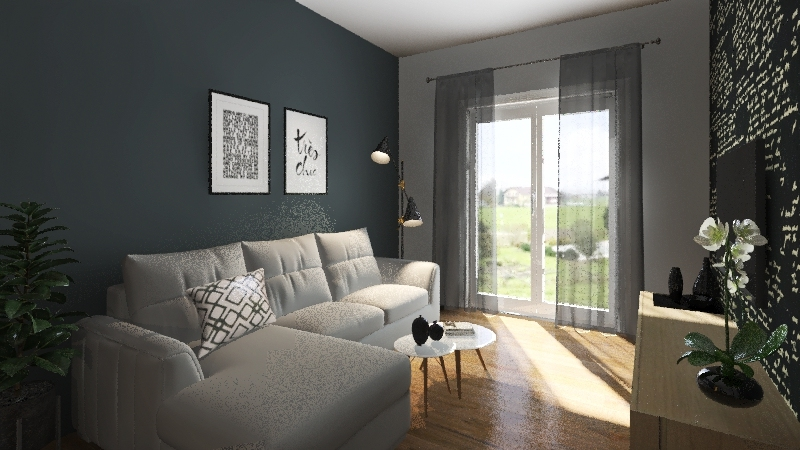 Kassandrou Interior Design Render