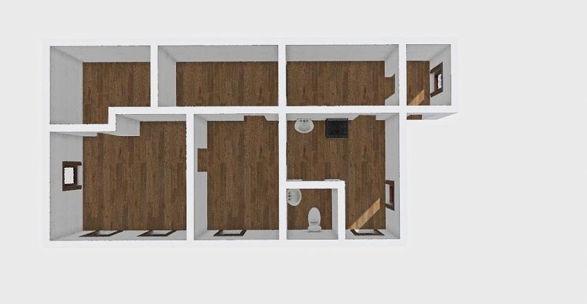 Дома_0501 Interior Design Render