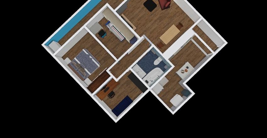 MI CASA :) Interior Design Render