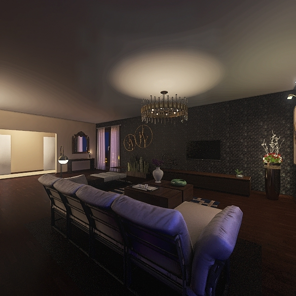 My first design Interior Design Render