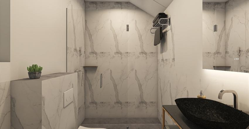 Маркус Bad Interior Design Render